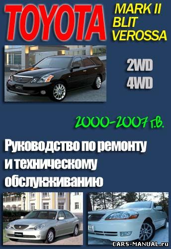 эксплуатации Toyota Mark 2
